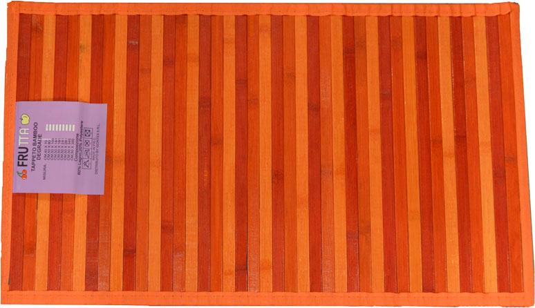 Tappeto stuoia bamboo pedana degrad antiscivolo passatoia antiscivolo legno ebay - Tappeto cucina bamboo ...