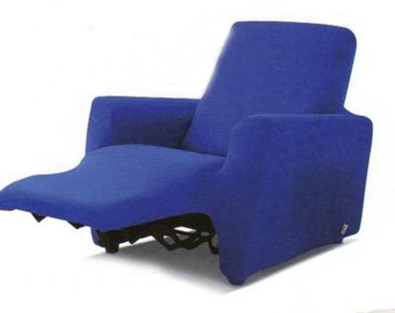 Copripoltrona genius lounge relax per poltrone reclinabili copridivano un posto ebay - Copridivano relax ...