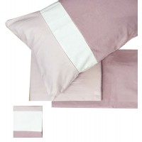 Completo letto lenzuola tinta unita flanella piazza e mezza Made in Italy